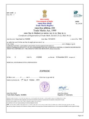 Zopride - Zodley Pharmaceuticals Private Limited