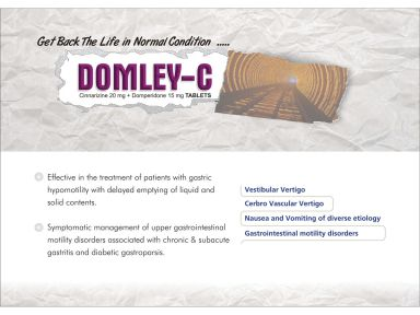 Domley - C - (Zodley Pharmaceuticals Pvt. Ltd.)