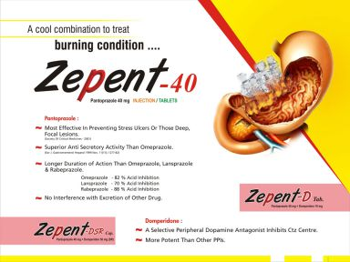 Zepent - D - (Zodley Pharmaceuticals Pvt. Ltd.)