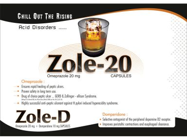 Zole - D - (Zodley Pharmaceuticals Pvt. Ltd.)