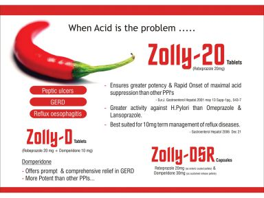 Zolly - D - (Zodley Pharmaceuticals Pvt. Ltd.)
