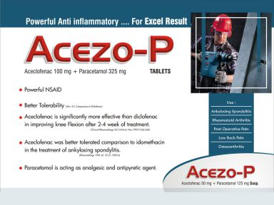 Acezo -P - (Zodley Pharmaceuticals Pvt. Ltd.)