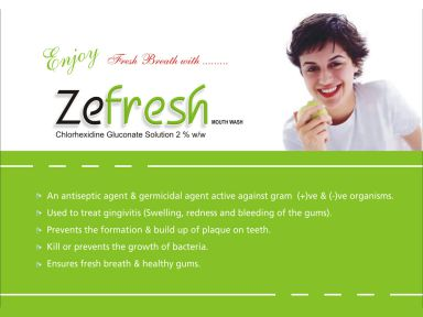 Zefresh - (Zodley Pharmaceuticals Pvt. Ltd.)
