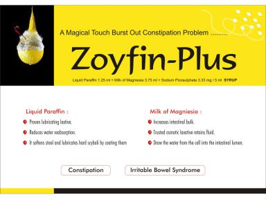 Zoyfin -PLUS - (Zodley Pharmaceuticals Pvt. Ltd.)