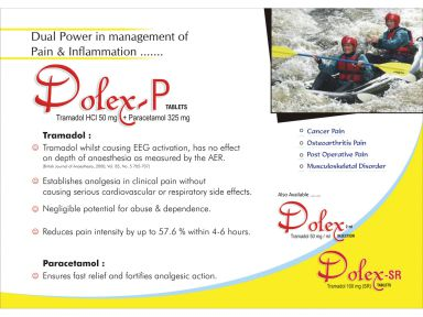 Dolex - (Zodley Pharmaceuticals Pvt. Ltd.)