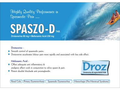 Droz - (Zodley Pharmaceuticals Pvt. Ltd.)