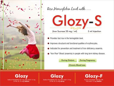 Glozy -S - (Zodley Pharmaceuticals Pvt. Ltd.)
