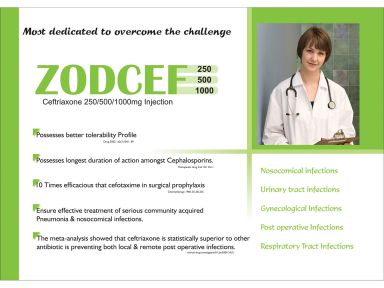 Zodcef-1000 - (Zodley Pharmaceuticals Pvt. Ltd.)