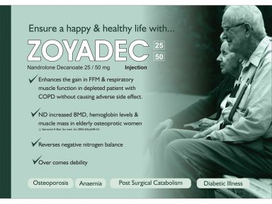 Zoydec-25 - (Zodley Pharmaceuticals Pvt. Ltd.)