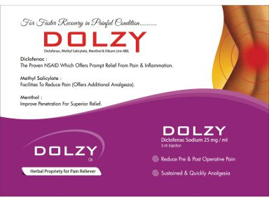 Dolzy - (Zodley Pharmaceuticals Pvt. Ltd.)