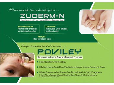 Poviley - (Zodley Pharmaceuticals Pvt. Ltd.)