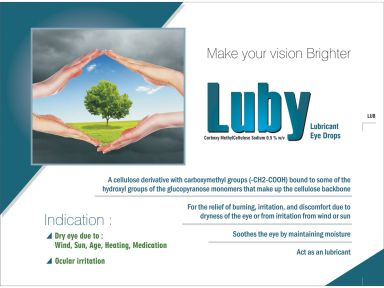 Luby - (Zodley Pharmaceuticals Pvt. Ltd.)