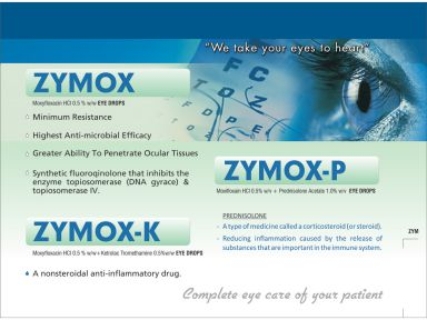 Zymox - (Zodley Pharmaceuticals Pvt. Ltd.)