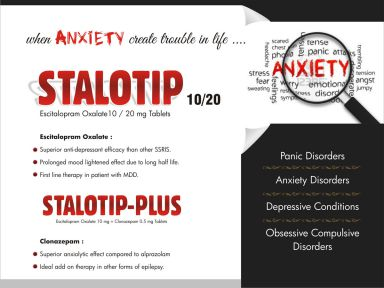 STALOTIP - PLUS - (Zodley Pharmaceuticals Pvt. Ltd.)