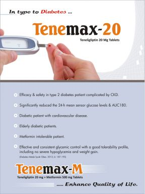 Tenemax-20 - (Zodley Pharmaceuticals Pvt. Ltd.)