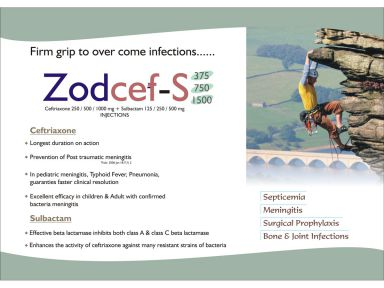 ZODCEF S750 - (Zodley Pharmaceuticals Pvt. Ltd.)