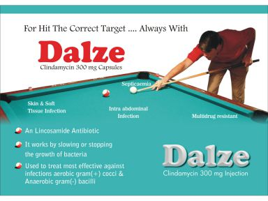 DALZE - (Zodley Pharmaceuticals Pvt. Ltd.)