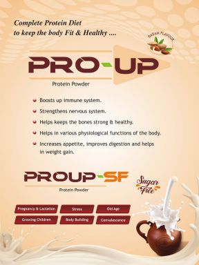 PROUP-SF  PROTEIN - (Zodley Pharmaceuticals Pvt. Ltd.)