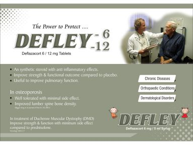 DEFLY 12 - (Zodley Pharmaceuticals Pvt. Ltd.)