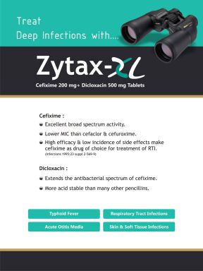 ZYTAX XL - (Zodley Pharmaceuticals Pvt. Ltd.)