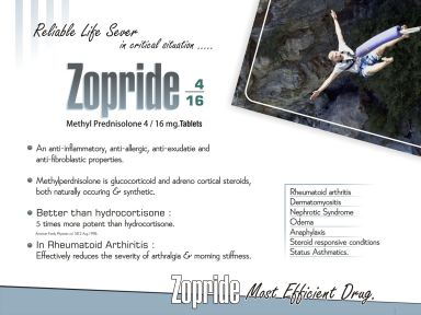 Zopride-16 - (Zodley Pharmaceuticals Pvt. Ltd.)