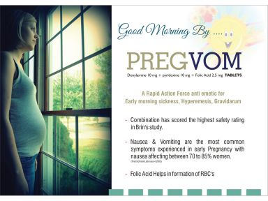 Pregvom - (Zodley Pharmaceuticals Pvt. Ltd.)