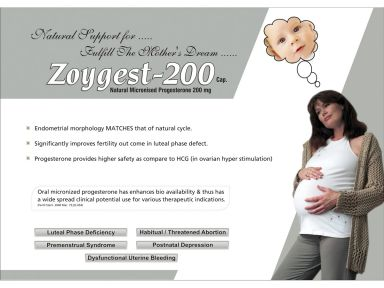 Zoygest-200 - (Zodley Pharmaceuticals Pvt. Ltd.)