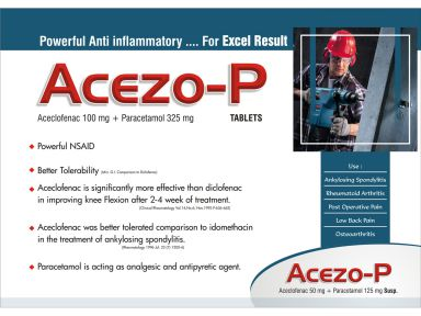 Acezo-P - (Zodley Pharmaceuticals Pvt. Ltd.)