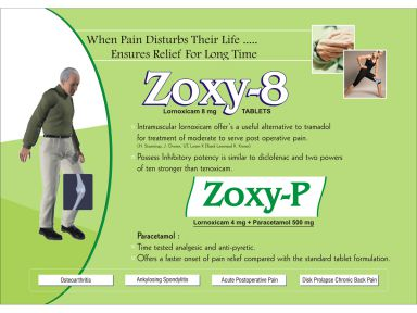 Zoxy - 8 - (Zodley Pharmaceuticals Pvt. Ltd.)