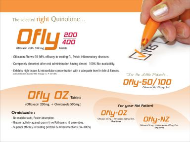 Ofly-OZ - (Zodley Pharmaceuticals Pvt. Ltd.)